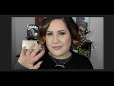 GRWM ft. Too Faced Vegas Nay Palette | I Makeup Stuff - YouTube