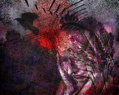 'TORMENT' von mimulux bei artflakes.com als Poster oder Kunstdruck $16.63