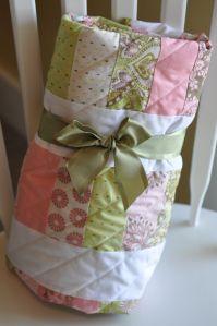 Hushabye Tote Bag and Coin Quilt « Moda Bake Shop