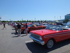 Classic cars at the 50th Anniversary Car Show!