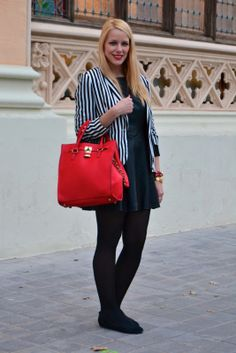 Street Style Valencia Fashion Week