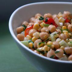 Chickpea Salad | Fit Pregnancy