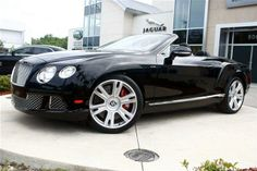 2013 Bentley ContinentalGTC Base AWD 2dr Convertible Convertible 2 Doors Beluga Black for sale in Naples, FL Source: http://www.usedcarsgroup.com/used-bentley-for-sale-in-naples-fl