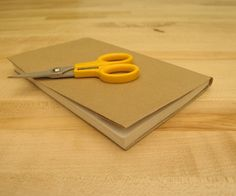 How to make a quick book cover