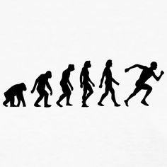 Runner: The highest form of evolution.