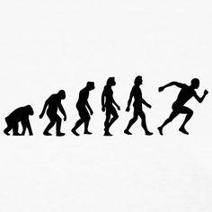 Runner: The highest form of evolution.