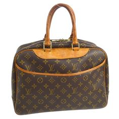 61218e79c5 Louis Vuitton Deauville Business Hand Bag