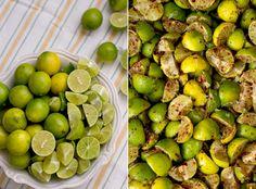 Nimbu Ka Achaar - No Oil Indian Lime Pickle