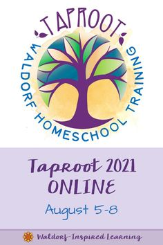 Time for the 15th annual Taproot Teacher Training for homeschoolers! Online again this year, so you can join from anywhere in the world. We have a LIVE weekend August 5-8, including breakout rooms this year for sharing and support. Plus you get a library of 25+ workshops from 12 amazing presenters. Click for details. Curriculum Planning, Homeschool Curriculum, Homeschooling, Hands On Learning, Hands On Activities, Inspired Learning, Upper Elementary, Guide Book, Teacher