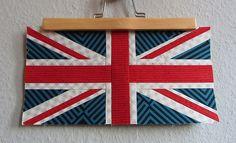 Union Jack block by suleon, via Flickr