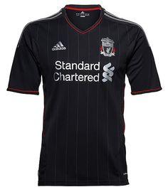 ontd_football: Liverpool F.C. new Away Kit.