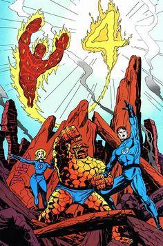 Fantastic Four: Marvel Fanfare # 46 ®