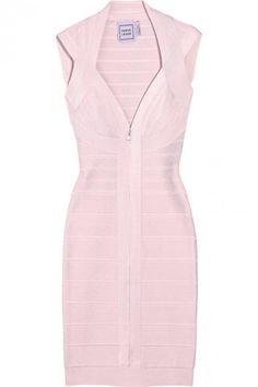 herve-leger-front-zipper-bandage-dress-pink-(4).jpg