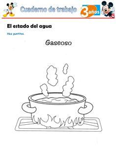 CUADERNO DE TRABAJO III - 3 AÑOS - CIENCIA Y AMBIENTE Cake, Preschool Classroom, Preschool Math Activities, Atelier, Notebooks, Kids