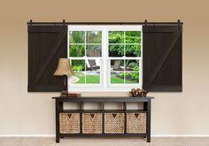 Window Treatment Ideas | Sunburst Shutters