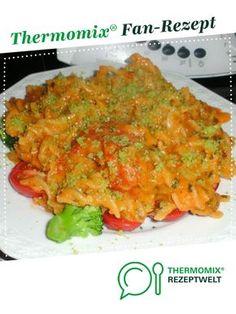 Mediterraner Pastatopf von sauerampferstängelchen. Ein Thermomix ® Rezept aus der Kategorie Hauptgerichte mit Gemüse auf www.rezeptwelt.de, der Thermomix ® Community.