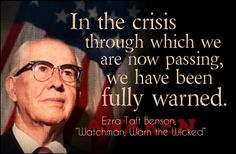 #lds #warned #benson
