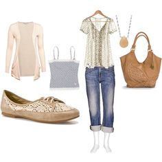 casual feminine (total cost $220), created by lisawhipkey.polyvore.com