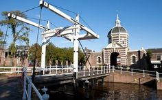 Explore beautiful cities like Leiden, Zaandam, Delft and #Amsterdam and enjoy many cultural highlights, from the windmills at Zaanse Schans and traditional cheese makers to the Aalsmeer flower auction on this wonderful seven-day #cycling tour. #travel