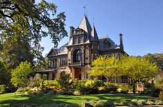Beringer Vineyards, the Oldest Winery in Napa Valley, California