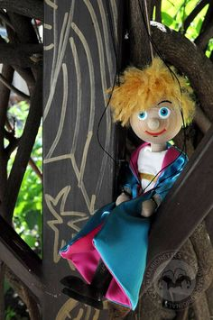 The Little Prince inspiratione marionette. Wire puppet for every child. by CzechMarionettes on Etsy