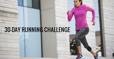 Whether you're looking to run faster, increase your endurance, or just start running, learn how to be a better runner in 30 days with our #RunIntoShape challenge.