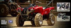 ATVs, Yamaha Utility ATV, toughest ATVs, highest quality ATV