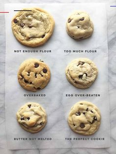 The Best Soft Chocolate Chip Cookies - Pinch of Yum - #chocolatechipcookies - These are THE BEST soft chocolate chip cookies! No chilling required. Just ultra thick, soft, classic chocolate chip cookies!...