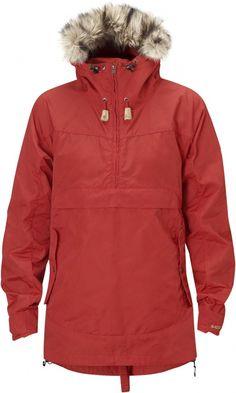 584079bf16f0 Женский анорак Fjallraven Iceland Anorak Куртка С Капюшоном, Зимний Кэжуал,  Исландия, Пальто,