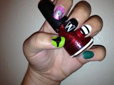 Wicked nails :)