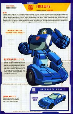 Transformer of the Day: Freeway