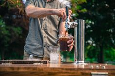 The team at Mission Coffee Co. has always hung its hat on the idea of craftsmanship, from brewing coffees to building and outfitting much of Mission's flagship cafe in the Columbus, Ohio, Sho…