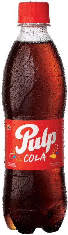 Pulp Cola :)