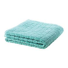 IKEA - ÅFJÄRDEN, Bath towel, A terry towel that is extra thick and soft and highly absorbent (weight 600 g/m²).The long, fine fibers of combed cotton create a soft and durable towel.