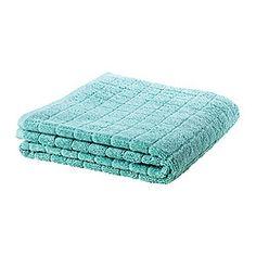 IKEA - ÅFJÄRDEN, Badlaken, Een extra dikke, zachte handdoek van badstof met een hoog absorptievermogen (600 g/m²).De lange, fijne vezels van het gekamde katoen geven een zachter en steviger handdoek.