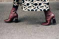 Boot obsession #streetstyle #fashion #boots