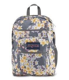 $49.99 JanSport Big Student Backpack - Diamond Plumeria gleeful permanence