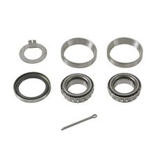 Bearing Kit for 3,500 lb Axle with 1.063 ID Inner/Outer Bearings L44649, 10-60 Double Lip Seal