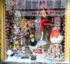 Brown Thomas Christmas 2016 Season Window Display – Design Retail Space Christmas Window Display, Window Display Design, Christmas 2016, Christmas Tree, Retail Space, Windows, Seasons, Holiday Decor, Dublin