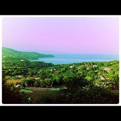 "@ilaria_agostini's photo: ""From Capoliveri, Elba Island"""