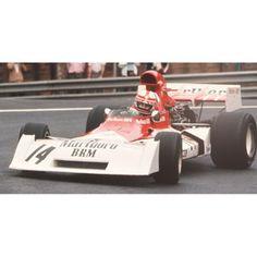 #14 Clay Regazzoni (CH) - BRM P160D (BRM V12) 6 (4) Marlboro BRM