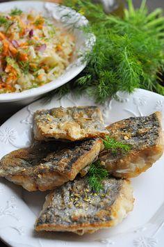Surówka do ryby smażonej