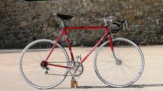 Vintage bike Peugeot 1978