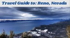 The Ultimate Travel Guide to Reno, Nevada! Reno Nevada, Ultimate Travel, Travel Guide, Water, Outdoor, Tourism, Gripe Water, Outdoors, Outdoor Living