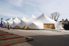 Cutty Sark Pavilion by BAKOKO , via Behance