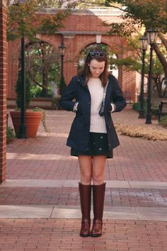Gimme Glamour: Breaking Out The Boots Skirts With Boots, Fall Skirts, Kids Outfits, Cool Outfits, Cowgirl Outfits, Girl Blog, Mean Girls, Kids Fashion, Womens Fashion