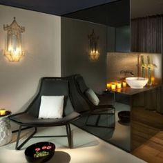 The beautiful Mandarin Oriental Hotel in Barcelona is a gorgeously conceived place where all your senses will be aroused.