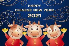 Chinese new year 2021 Premium Vector | Premium Vector #Freepik #vector #new-year #party #chinese-new-year #chinese