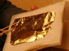Comment fabriquer des feuilles d'or?