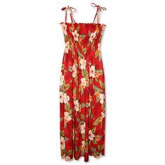 0c0b9e796d03 99 Best Hawaiian Floral Dresses images | Floral dresses, Flower ...